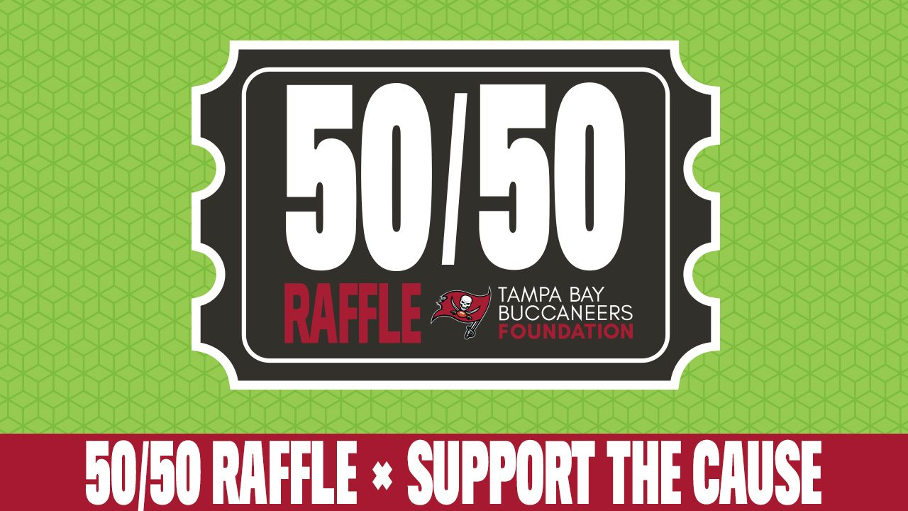 50/50 Raffle - Support the cause