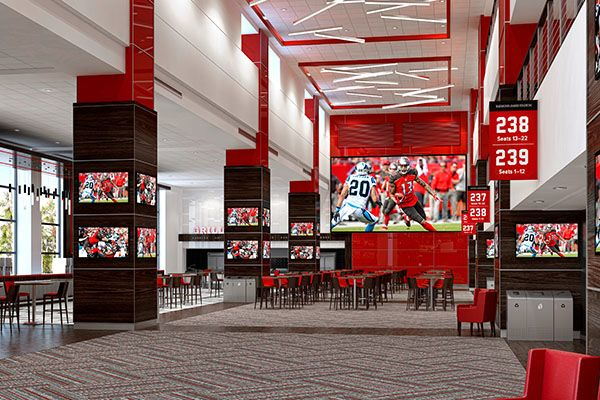 East Stadium Club