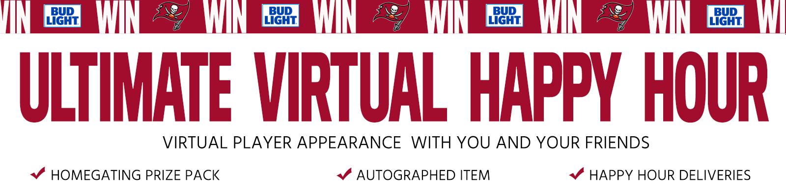 ultimate virtual happy hour