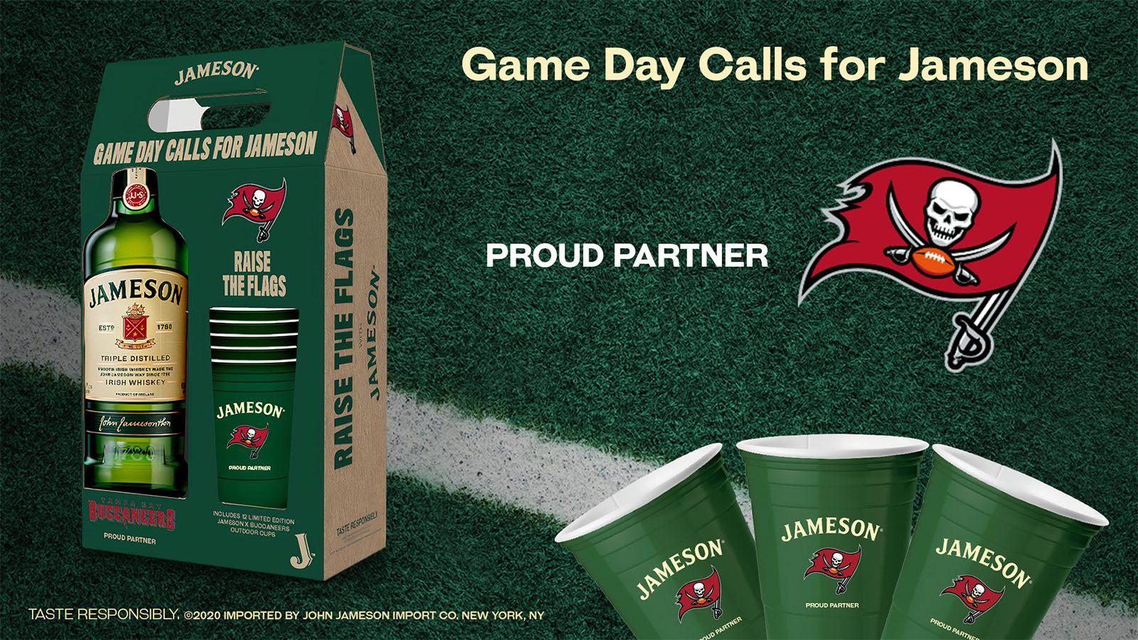Gameday Calls for Jameson