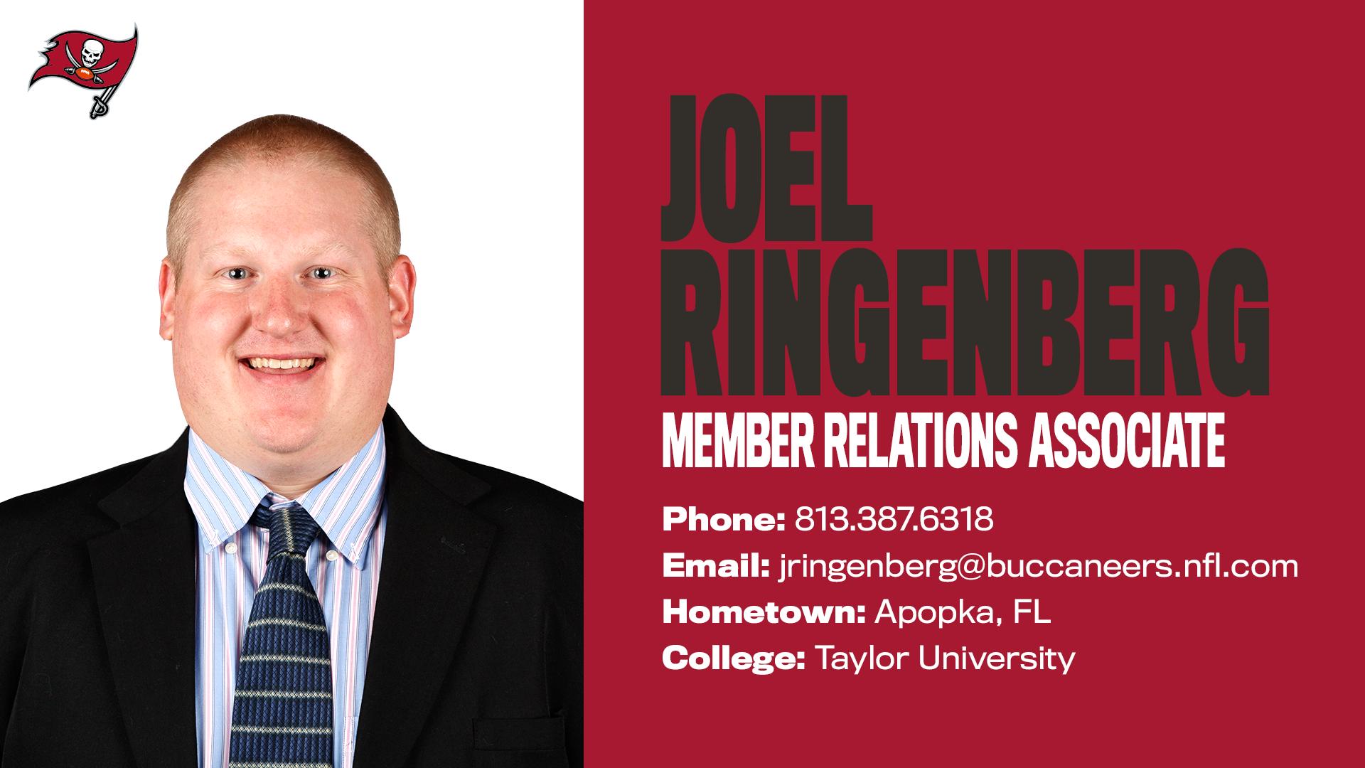 Joel Ringenberg