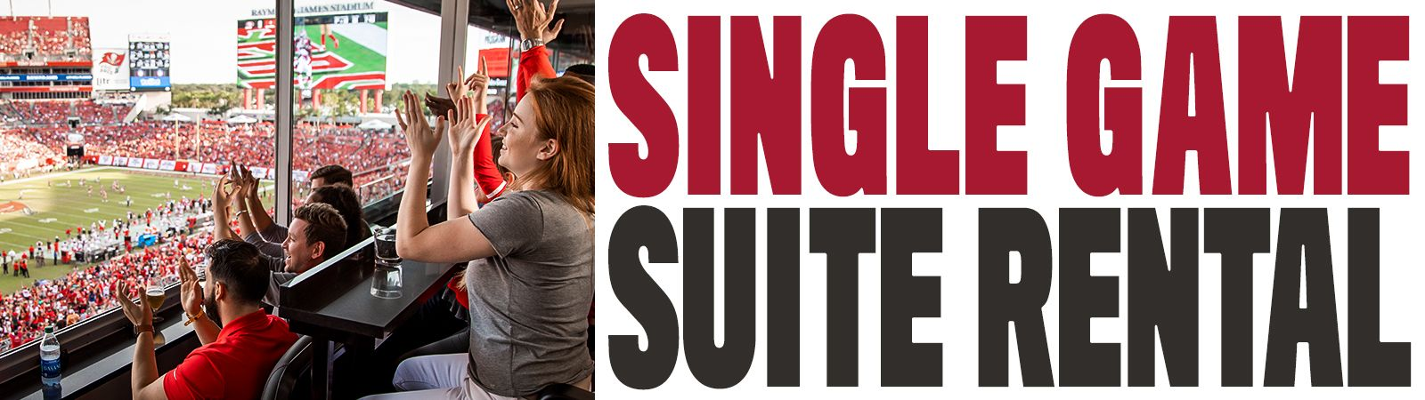 Singe Game Suite Rental
