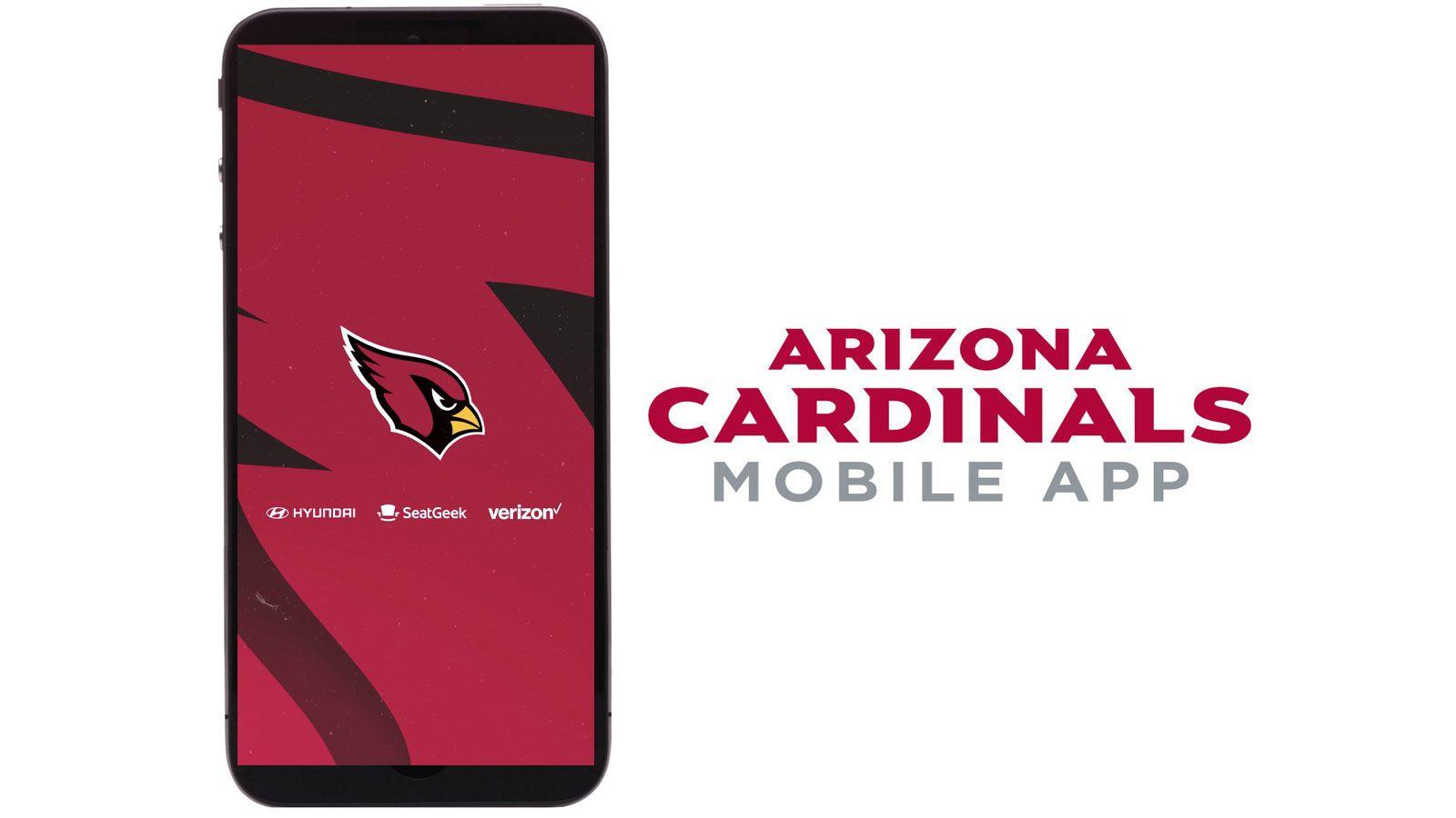 Arizona Cardinals Mobile App