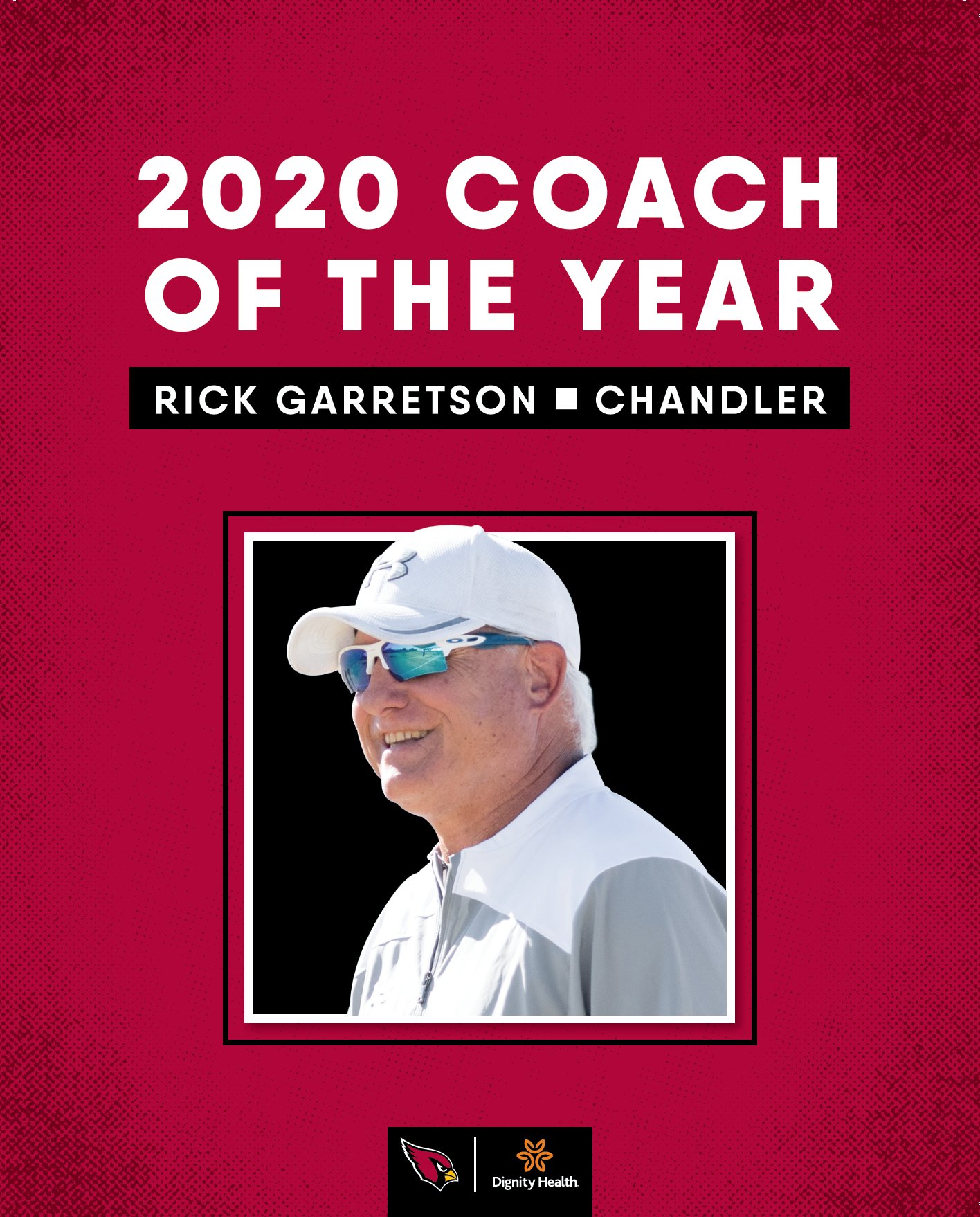 Rick Garretson Coach of the Year