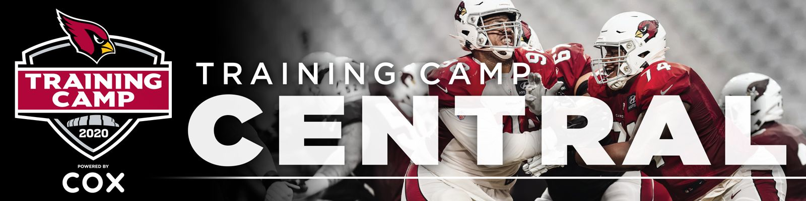 Training Camp Central Header 2020 Powered By Cox