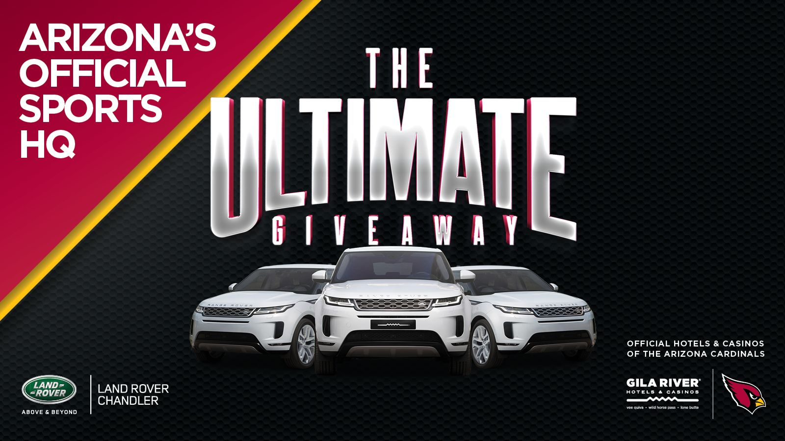 Gila River The Ultimate Giveaway Contest Promo Image
