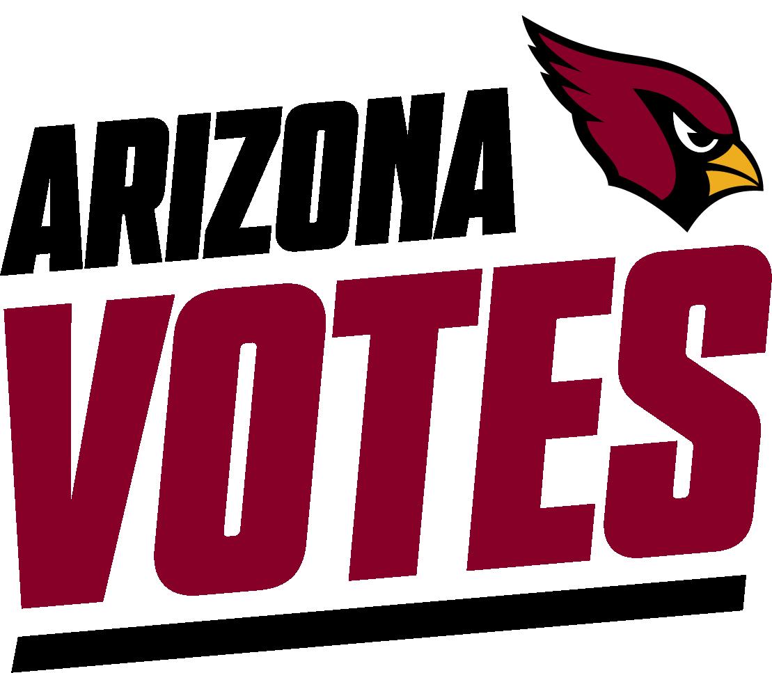 Arizona Votes 2020 Logo Color