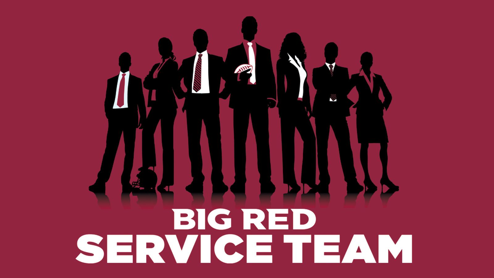 Big Red Service Team