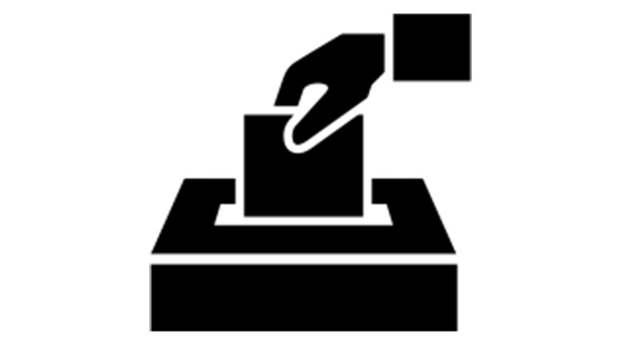 Vote Where Will You Vote Ballot Box Icon