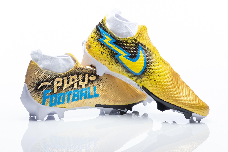 Justin Herbert → NFL's Play Football campaign (PlayFootball.com)