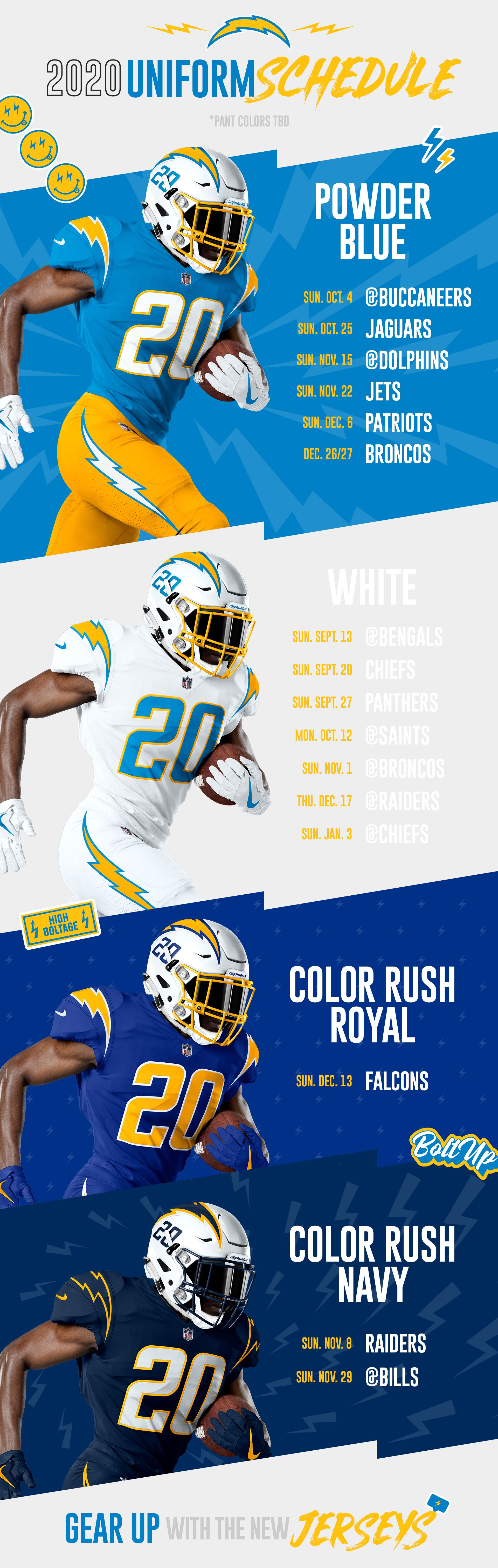 Chargers Official Site Los Angeles Chargers Chargers Com