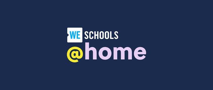 WE Schools @ Home