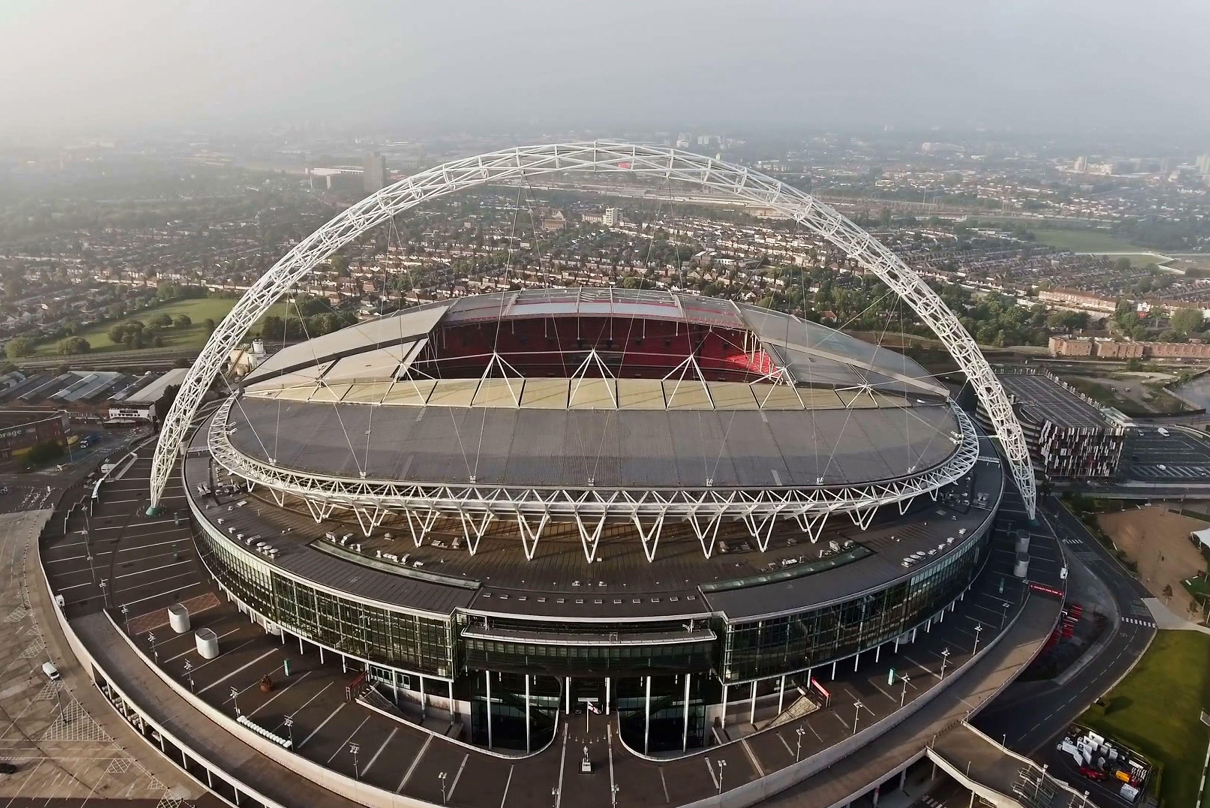 Pregame Tailgate at Wembley Stadium
