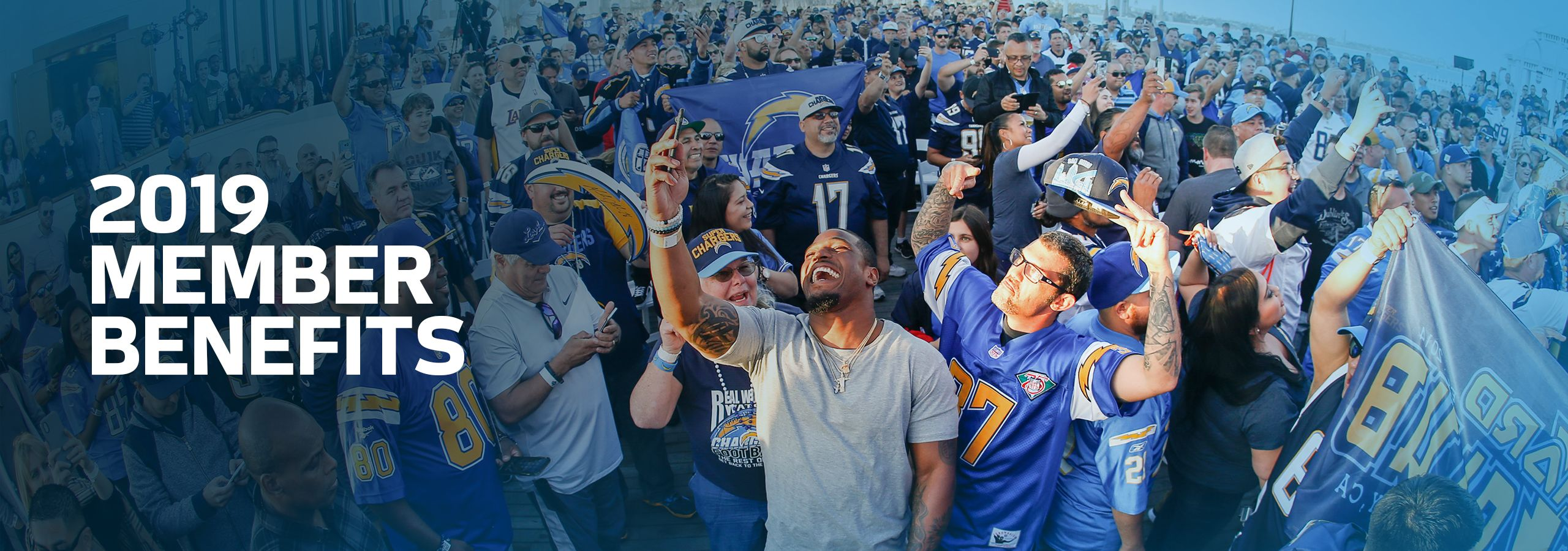 Chargers Member Benefits Los Angeles Chargers Chargers Com