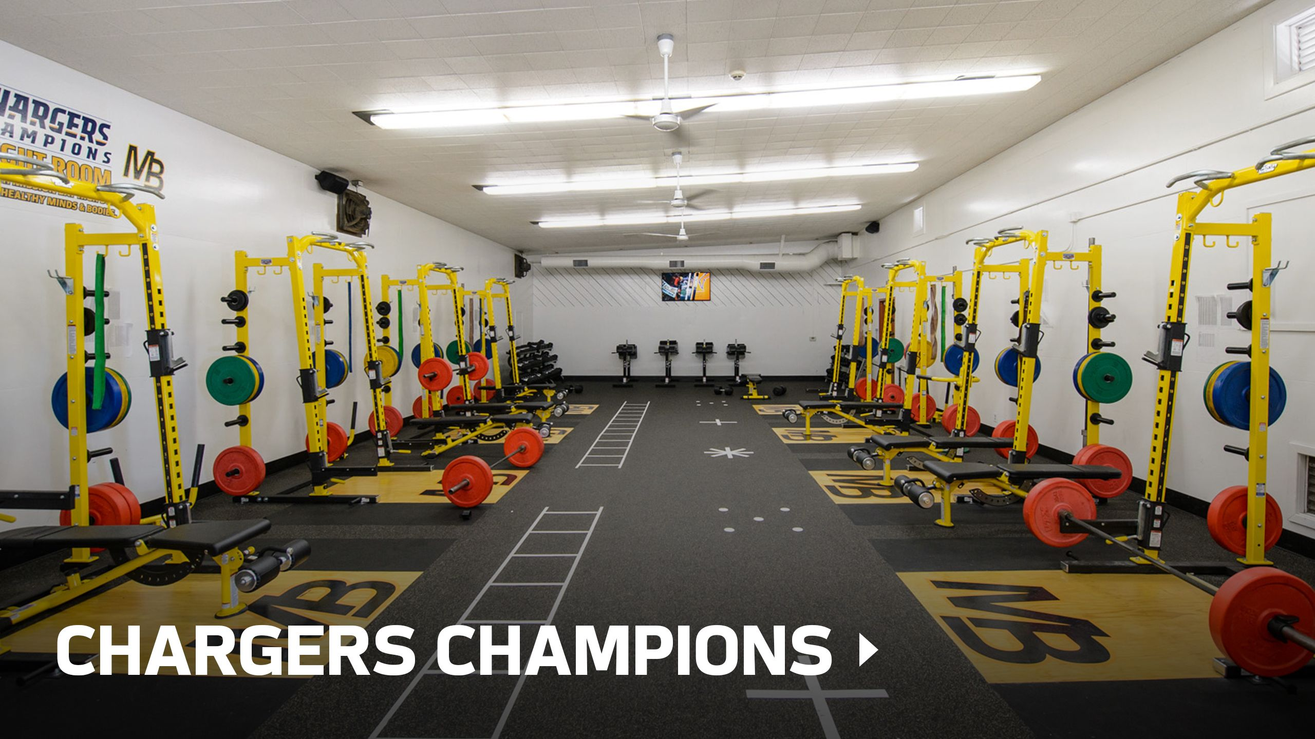 Chargers Champions