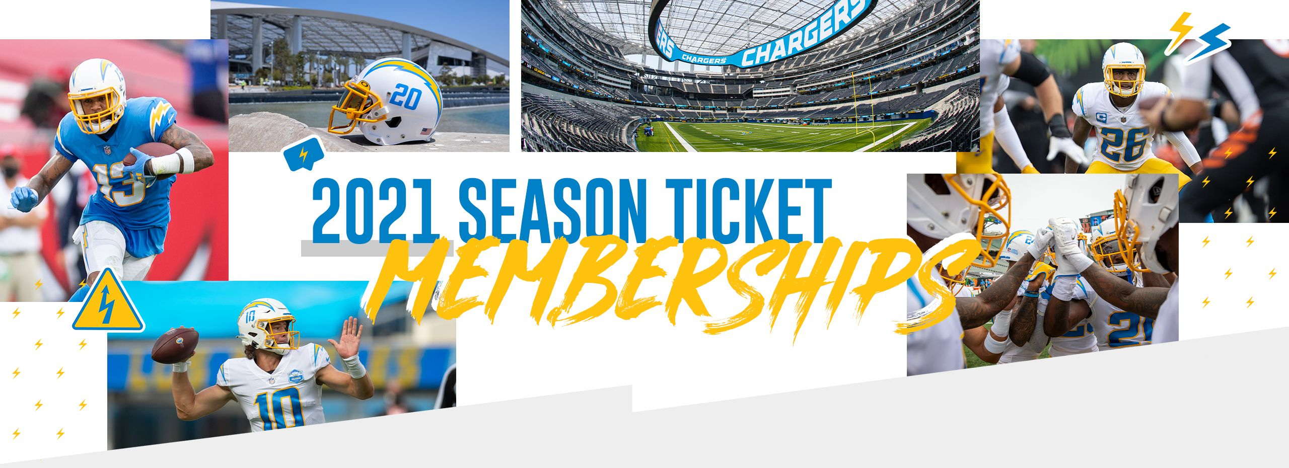 2020 Bolt Fam Season Ticket Memberships