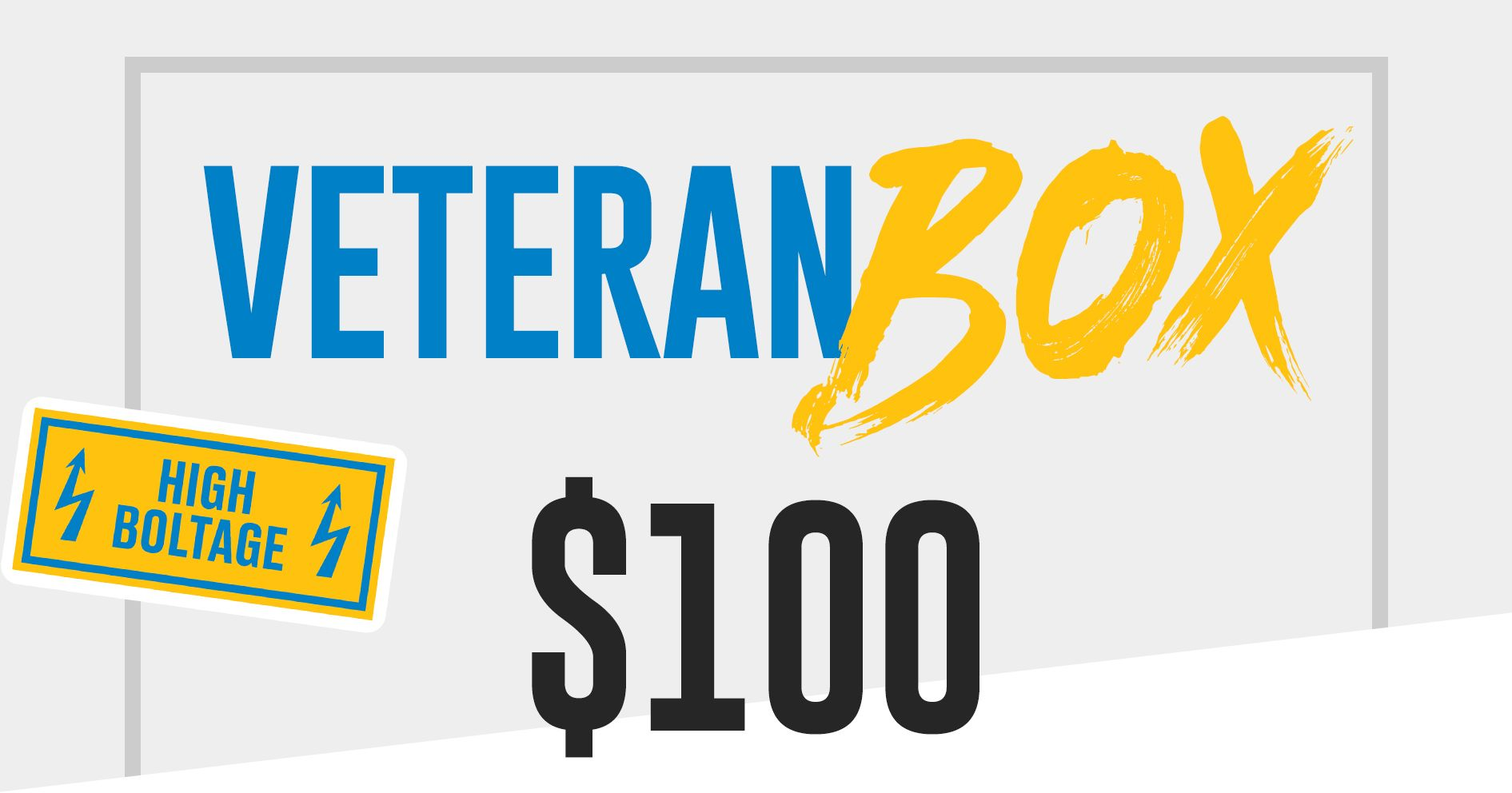 Veteran Box is Sold Out