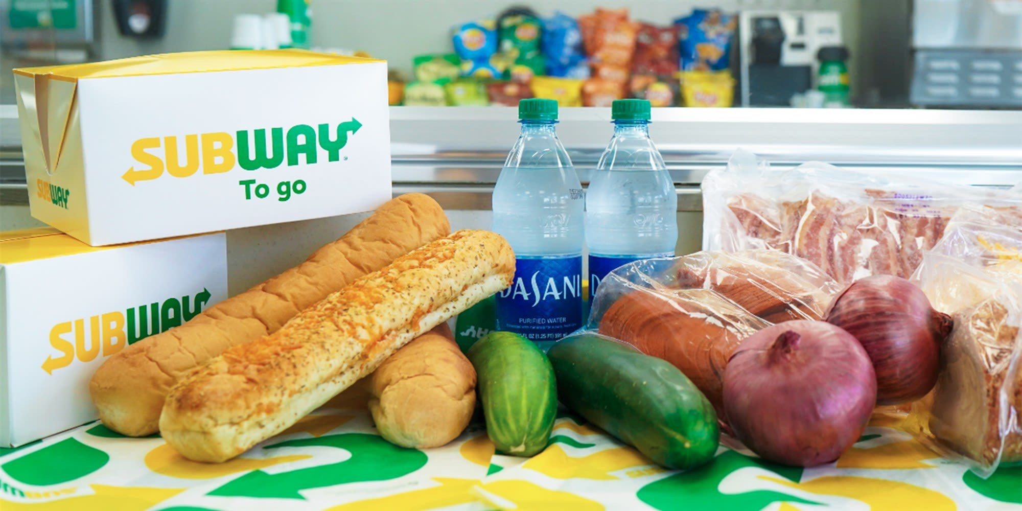Subway Grocery