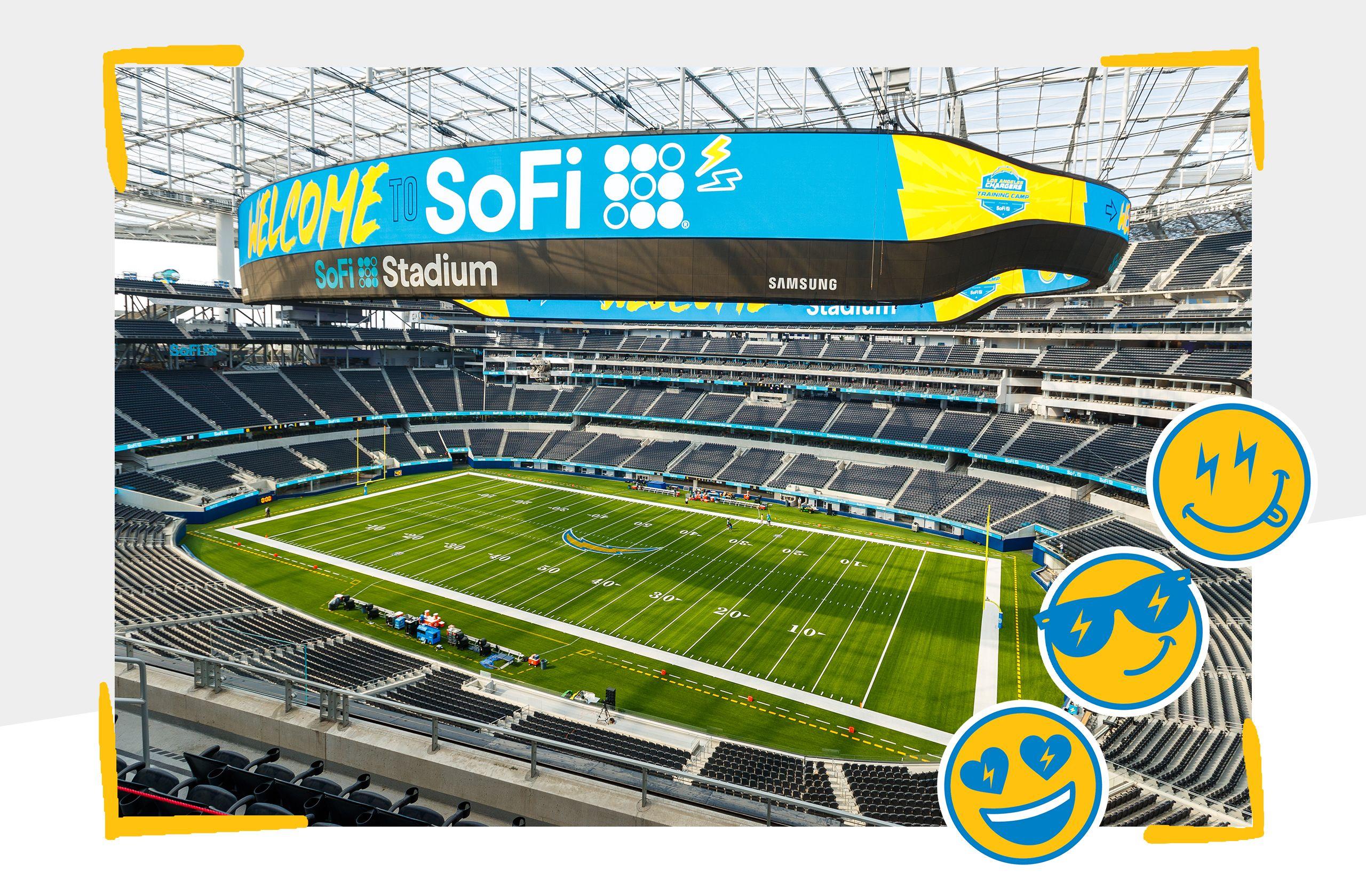 70,000-Seat Stadium