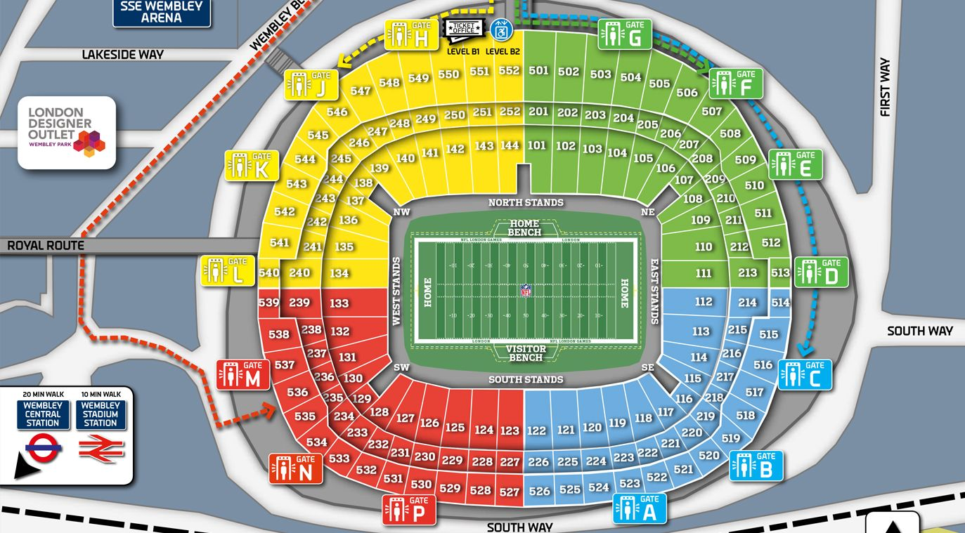 Stadium Entry