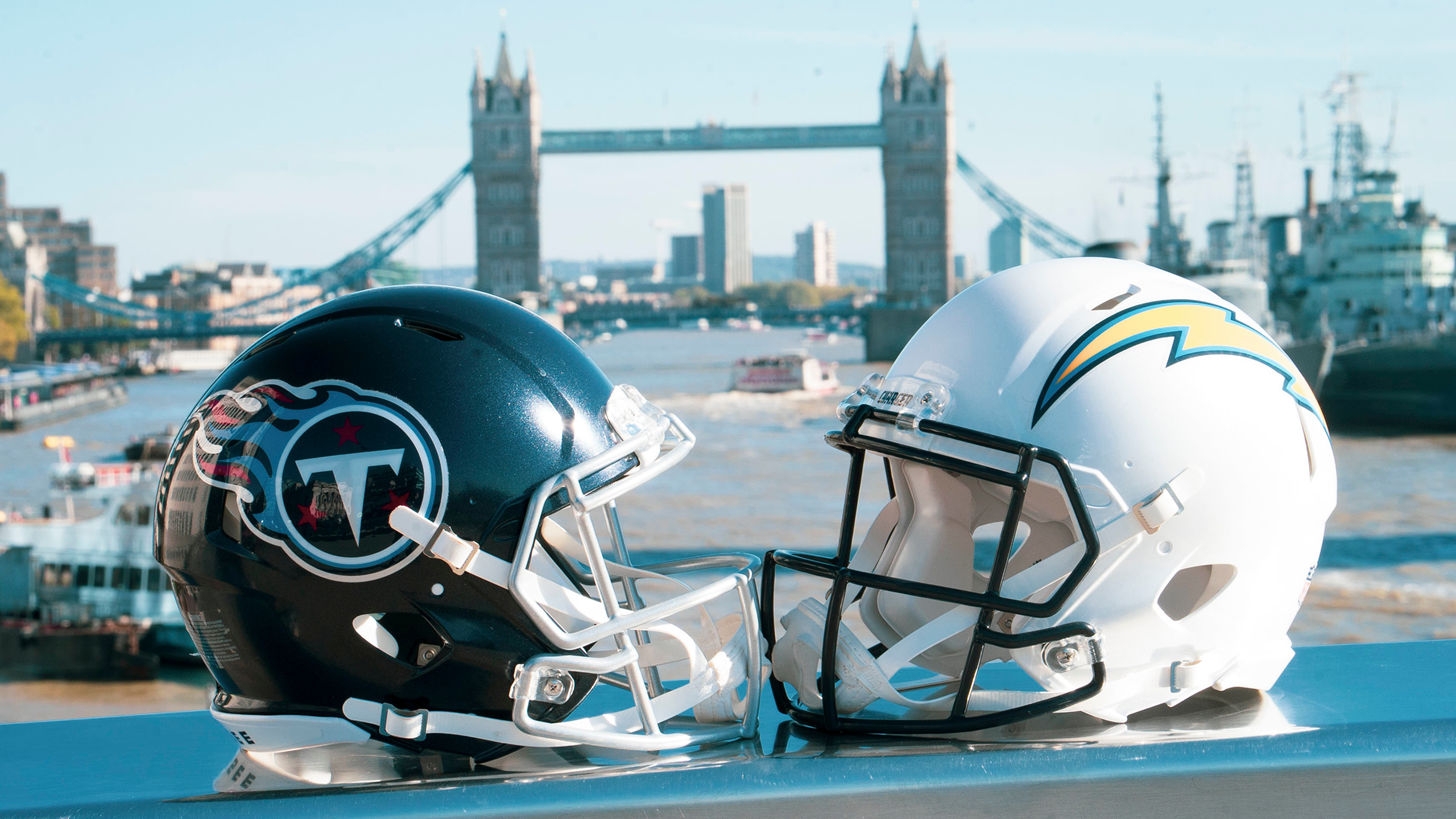 Titans vs Chargers