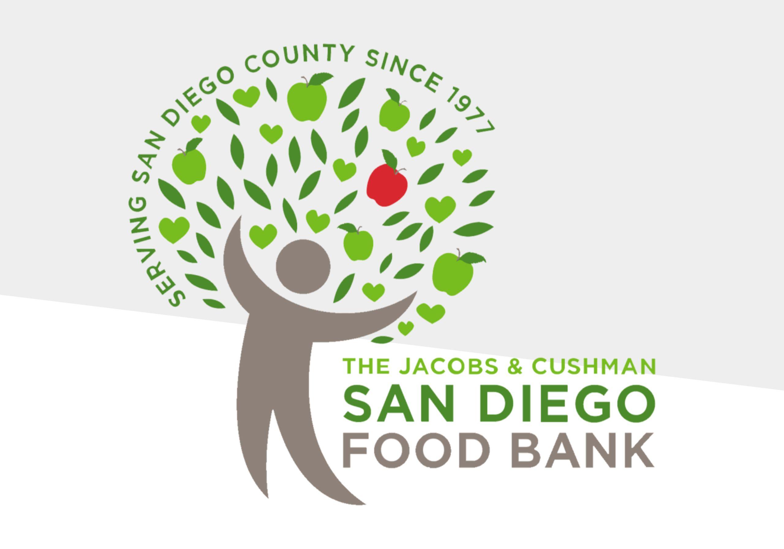 The Jacobs and Cushman San Diego Food Bank