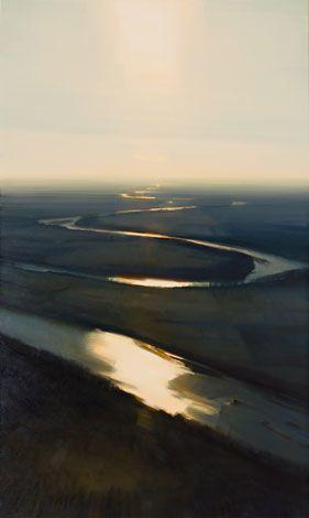 Prairie River Winding, 2013