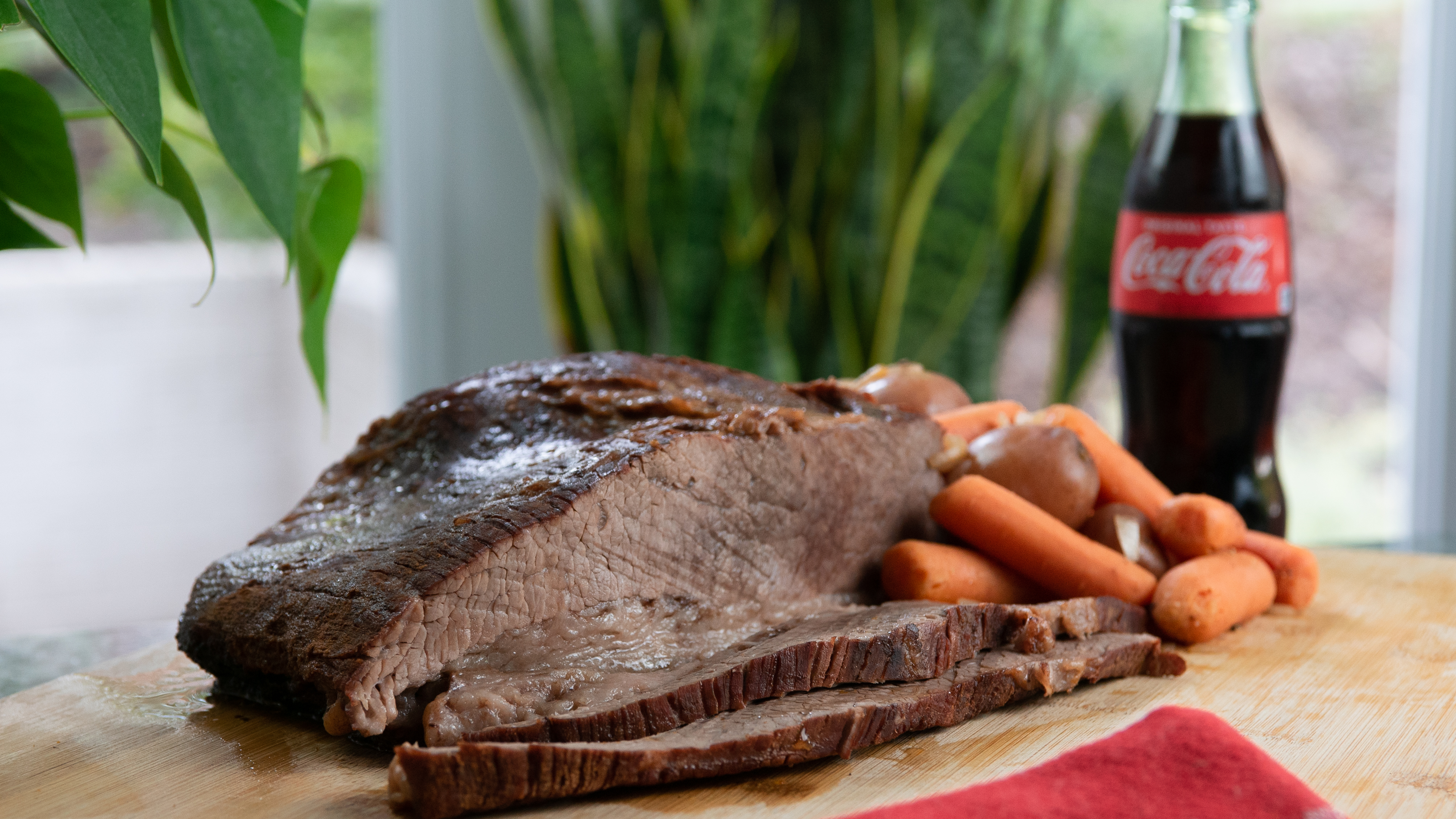 Beef Brisket Infused with Coca-Cola