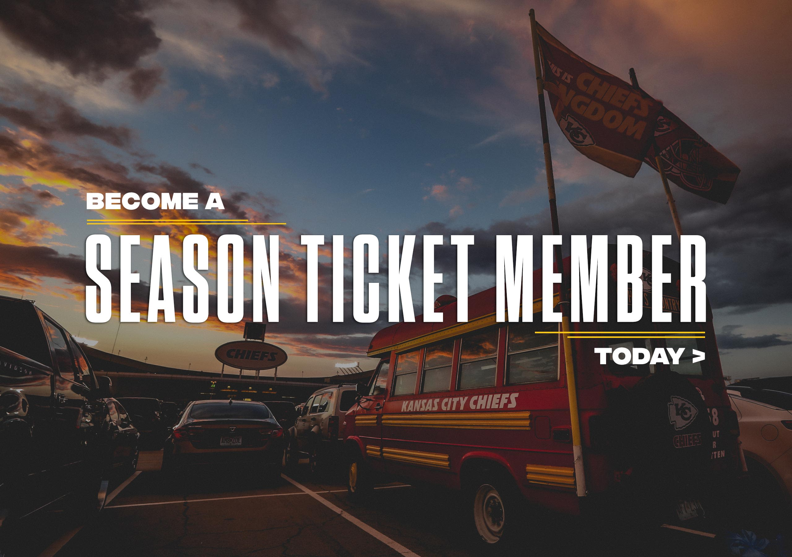Become a Season Ticket Member today
