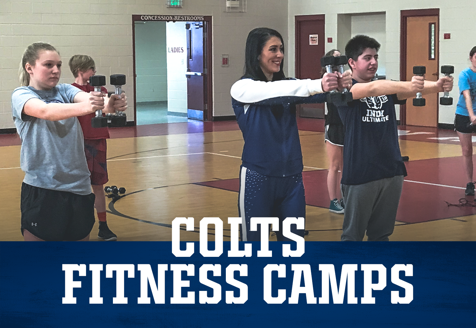 Indianapolis Colts Fitness Camps