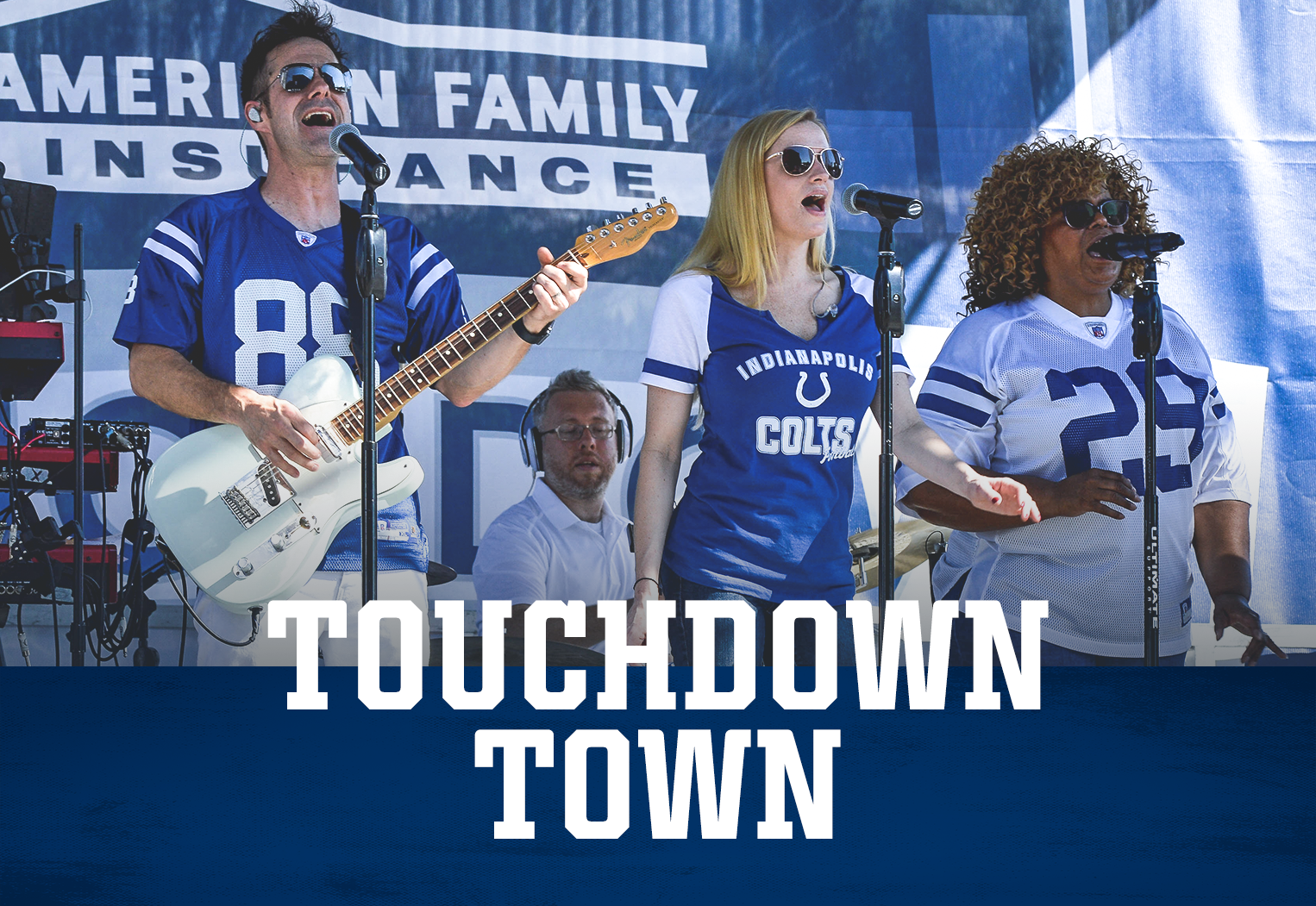Indianapolis Colts Touchdown Town