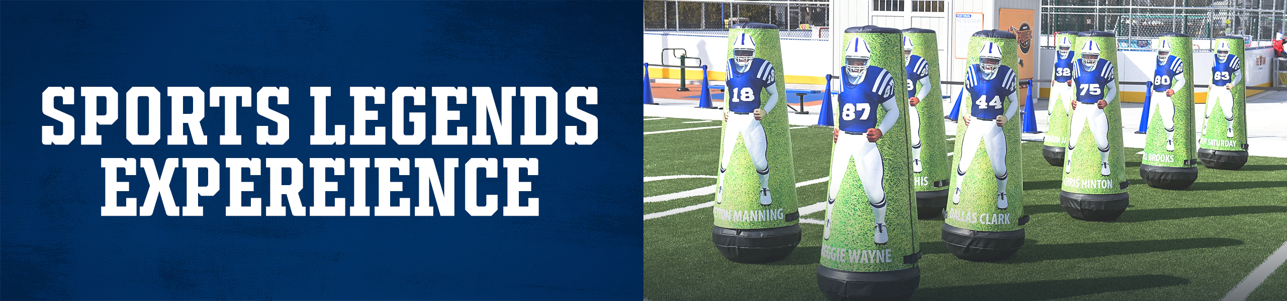 Indianapolis Colts Sports Legends Experience