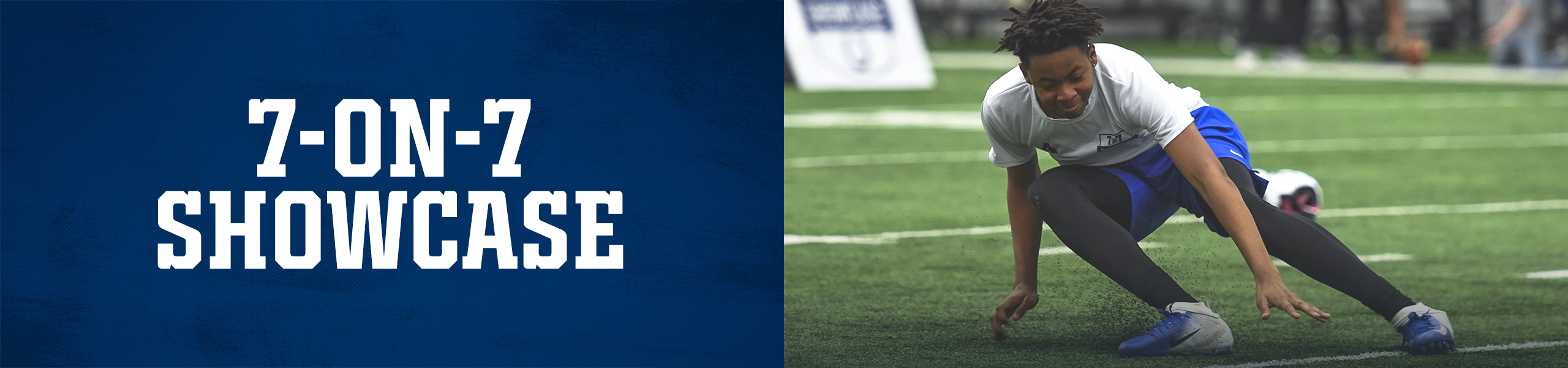 Indianapolis Colts 7-on-7 Showcase