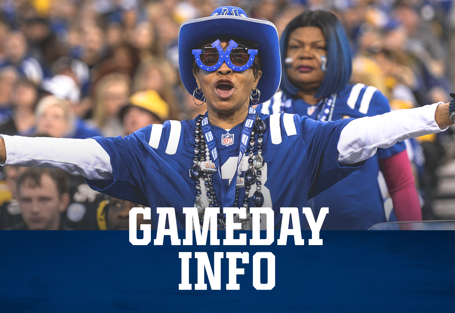 Indianapolis Colts Gameday Info
