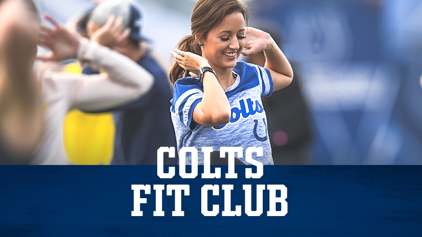 Indianapolis Colts Fit Club