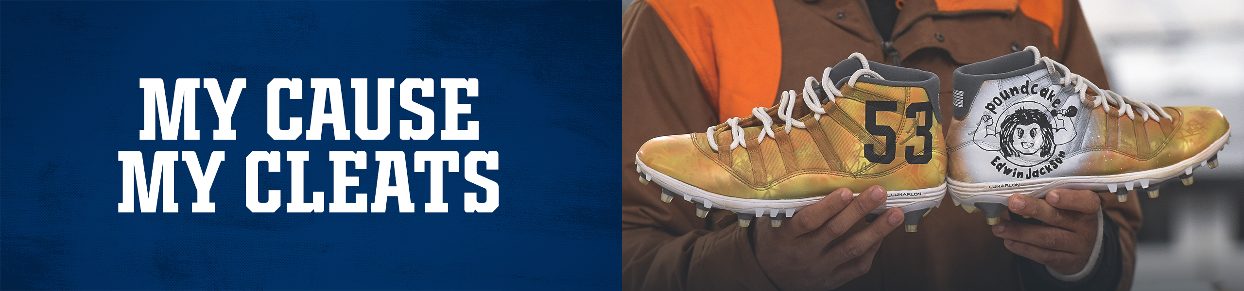 Indianapolis Colts My Cause My Cleats