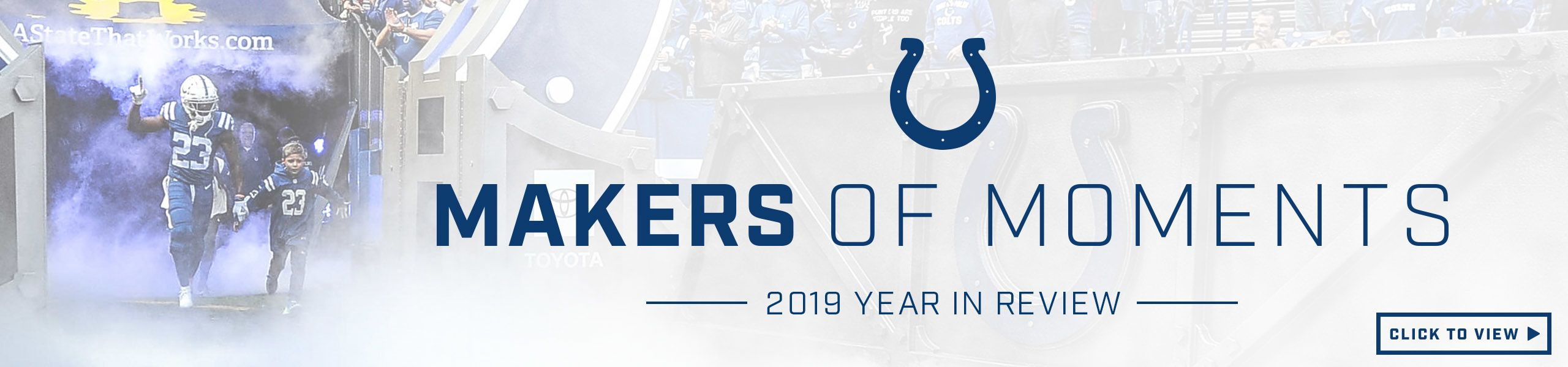 Makers Of Moments: 2019 Year In Review: Click To View