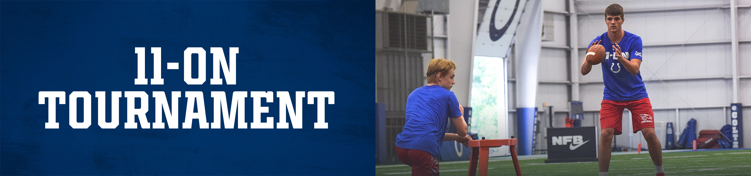 Indianapolis Colts 11-On Tournament