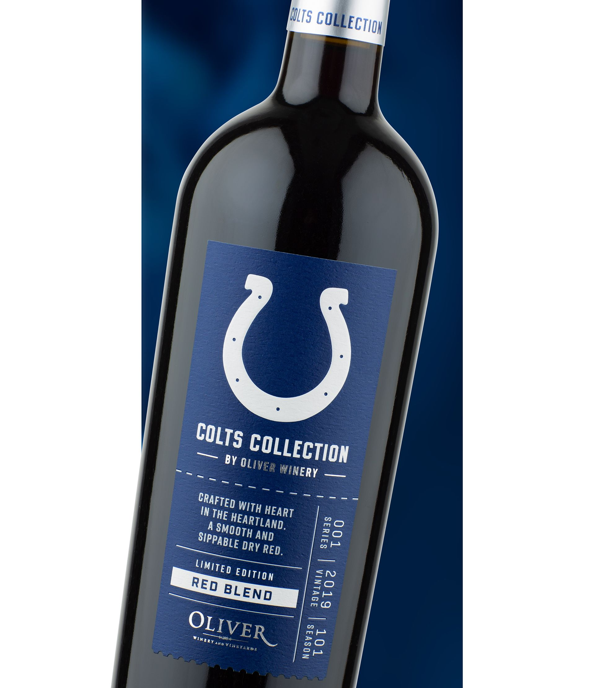 COLTS COLLECTION RED BLEND