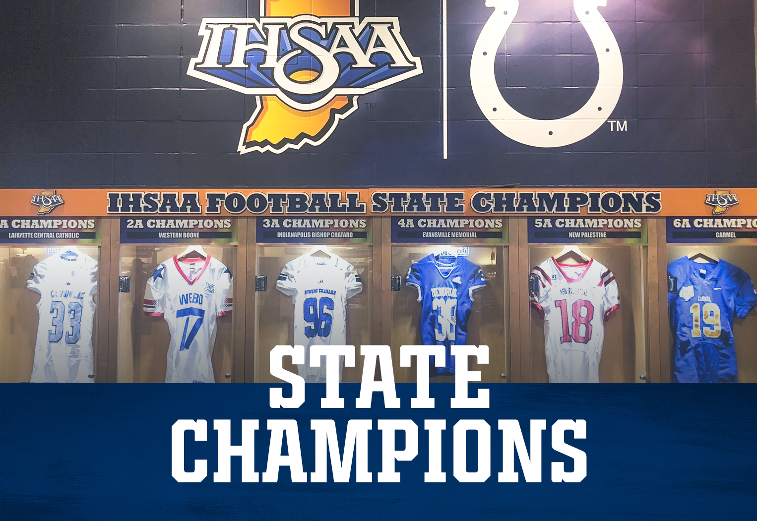 Indianapolis Colts High School Football State Champions
