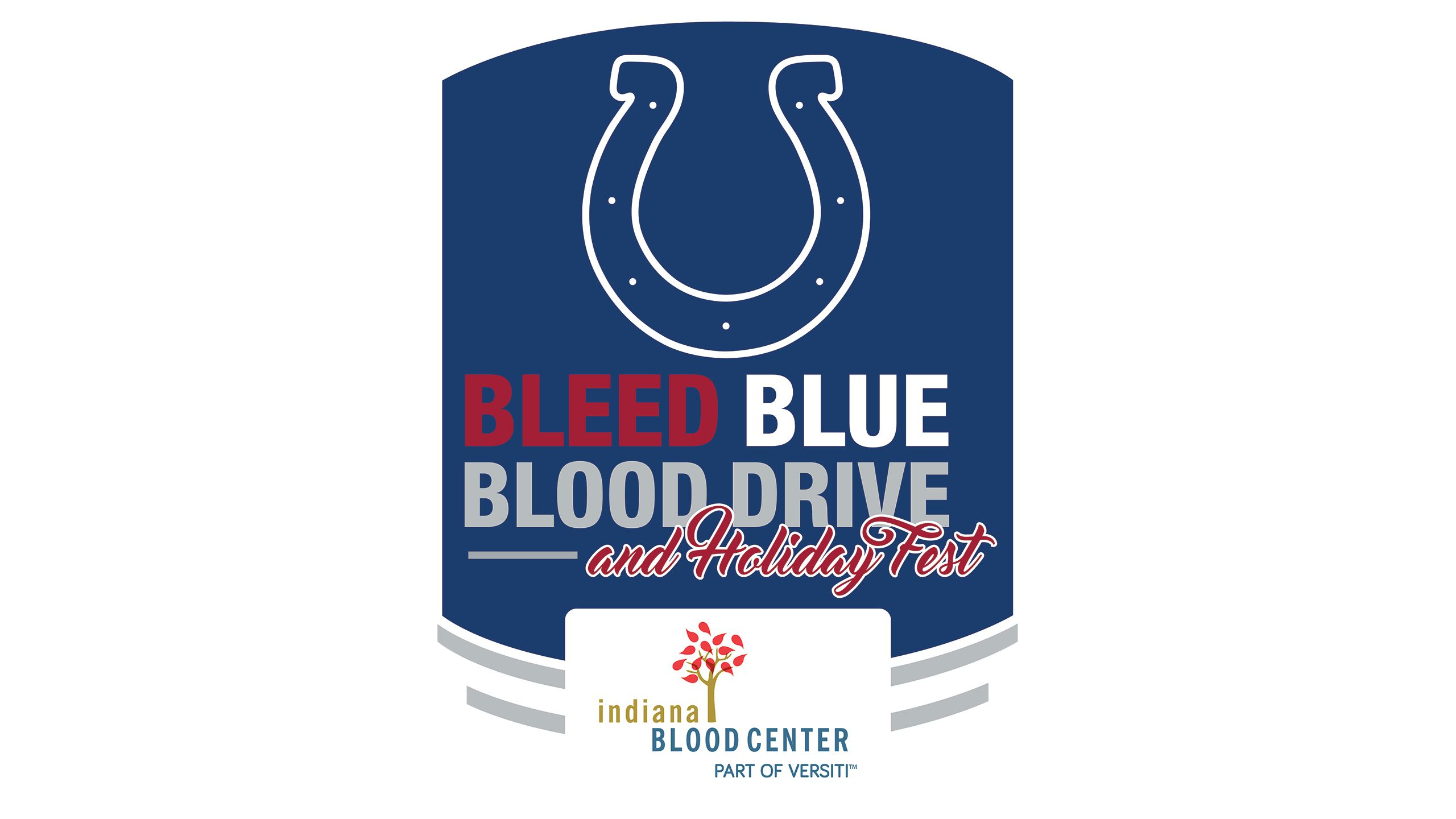 Bleed Blue Blood Drive and Holiday Fest