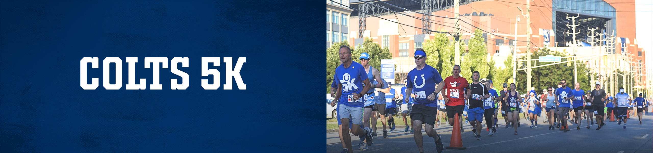 Indianapolis Colts 5K Event
