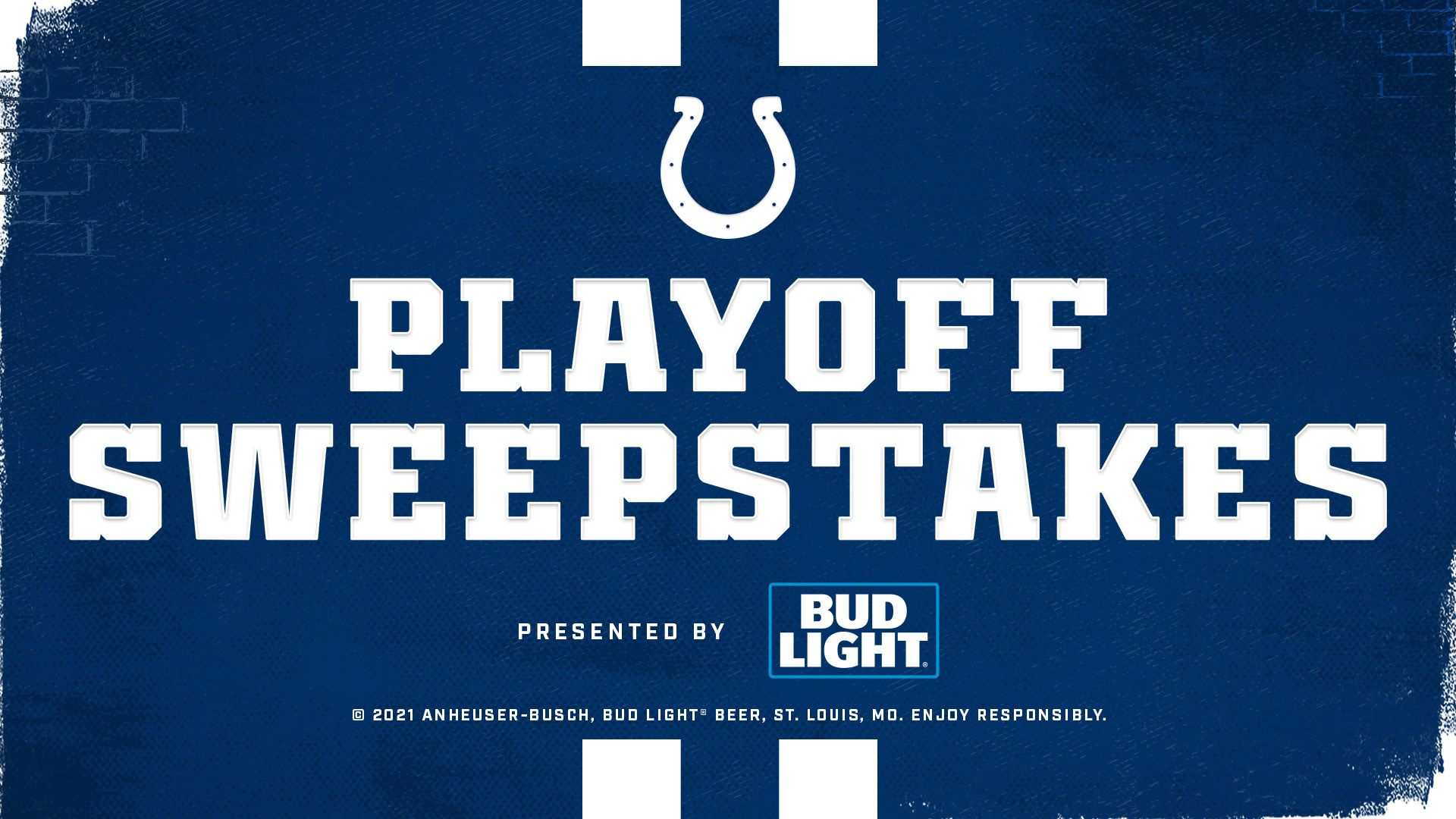 Playoff Sweepstakes, Presented by Bud Light