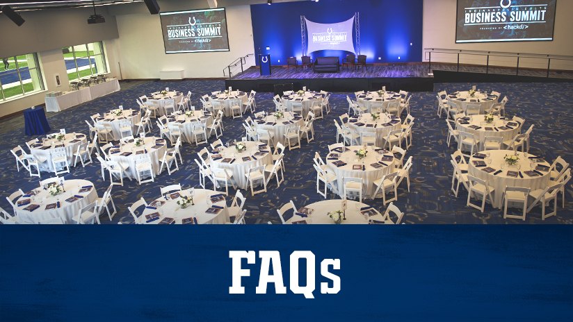 Indianapolis Colts Gridiron Hall FAQs