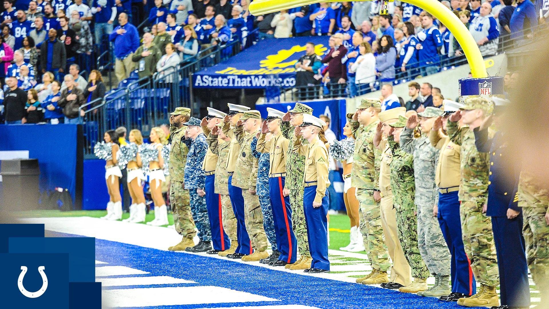 Military Appreciation - Salute to Service