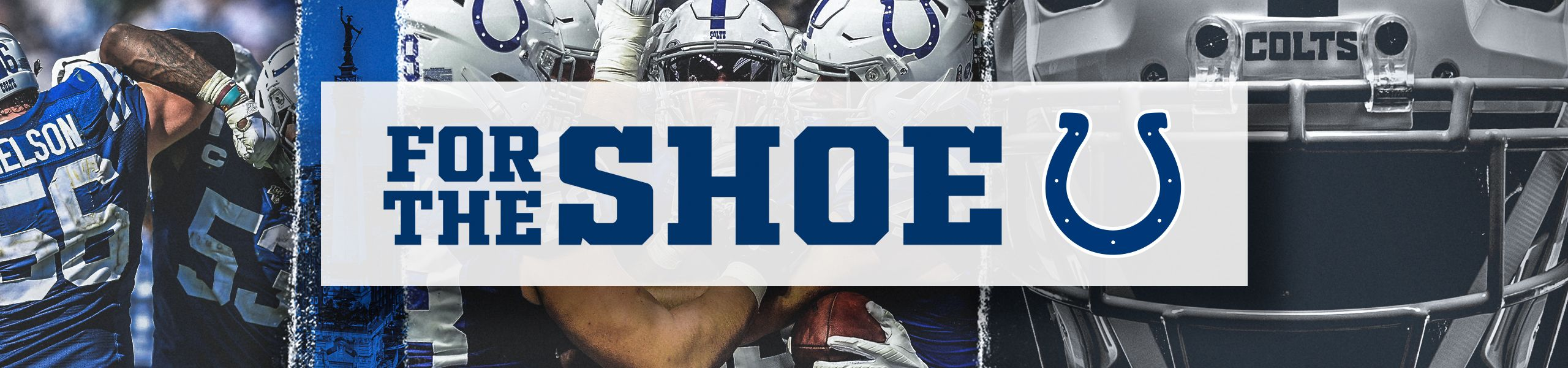 Indianapolis Colts  For The Shoe