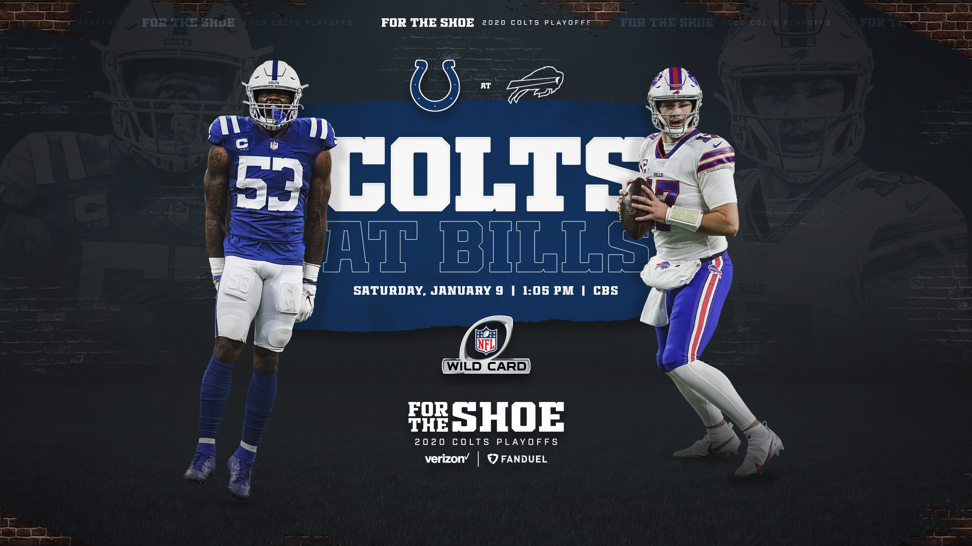 Colts Are Playoff Bound!