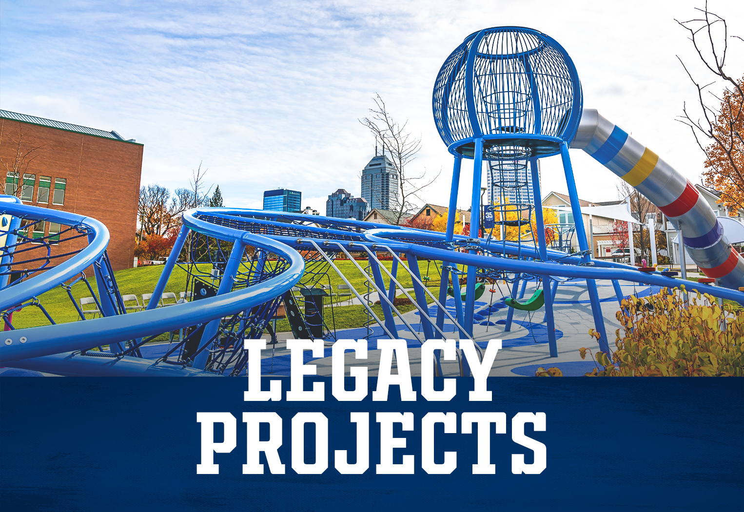 Indianapolis Colts Legacy Projects