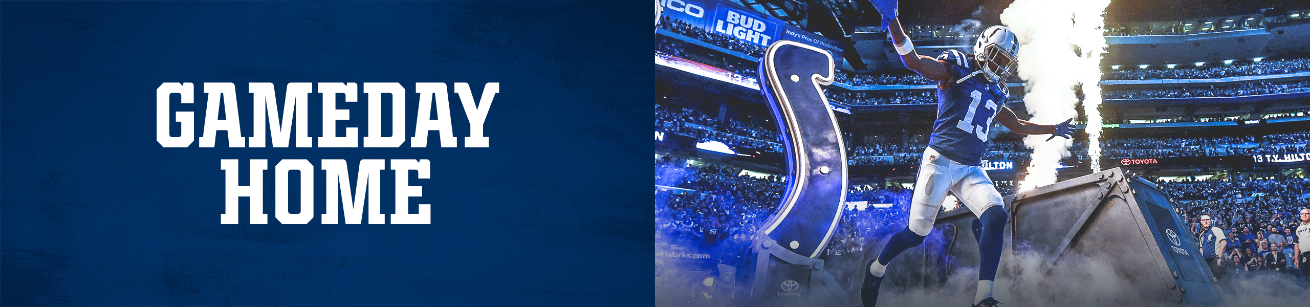 Indianapolis Colts Gameday Home