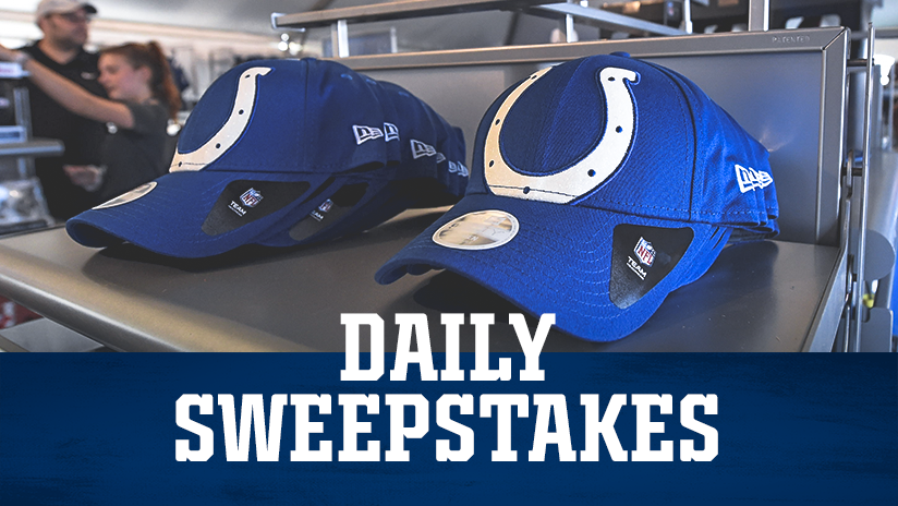 Indianapolis Colts Daily Sweepstakes